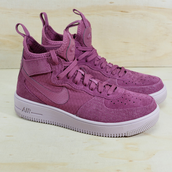online retailer 68f84 c04d3 NEW Nike Air Force 1 Ultraforce Mid FIF Wine